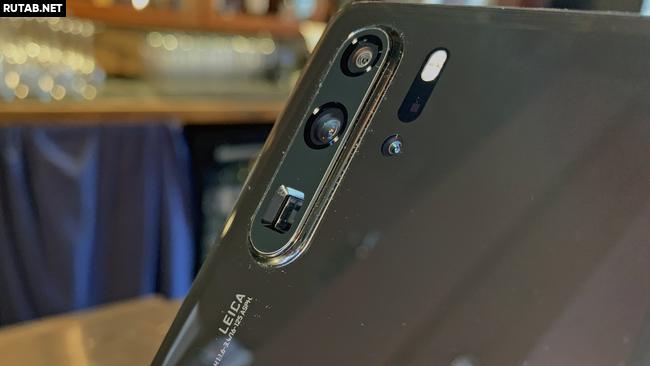 Обзор Huawei P30 Pro: упор на камеру