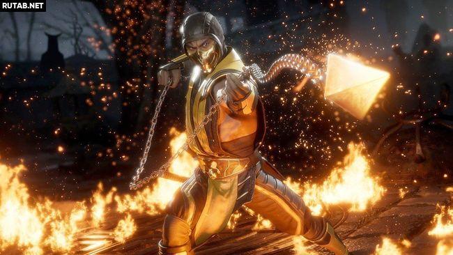 Mortal Kombat 11 будет использовать Denuvo