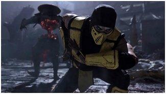 Релиз Mortal Kombat   Mortal Kombat 11