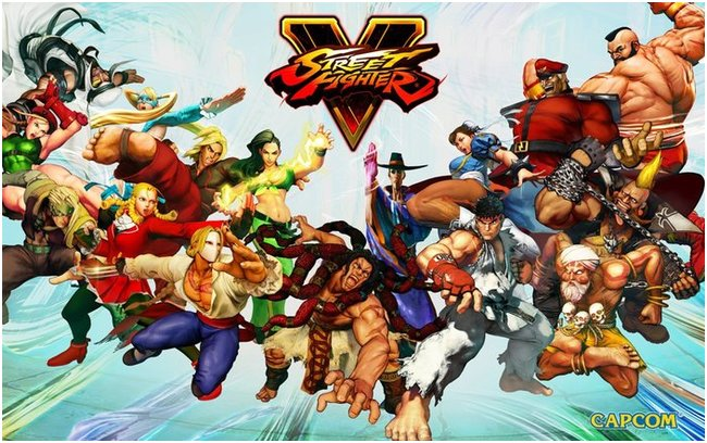 Street Fighter V Arcade Edition | Две недели