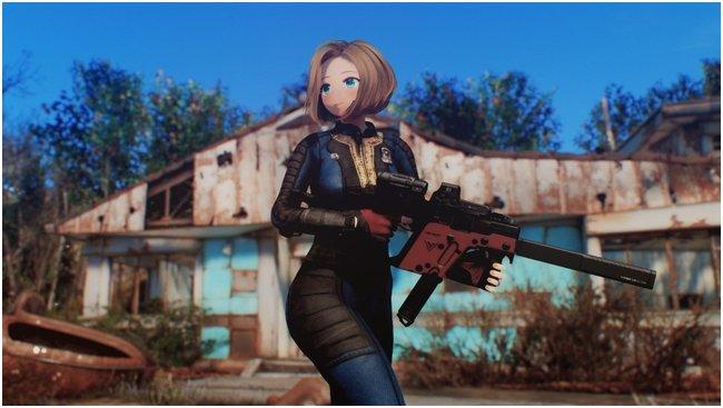 AnimeRace Nanakochan / Fallout