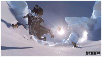 Симулятор зимних видов спорта / Зимние виды спорта