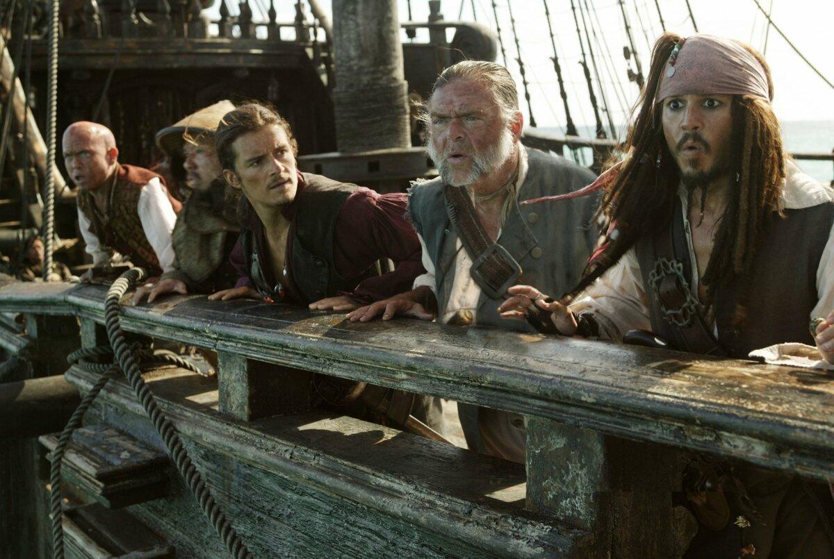 Piraty Karibskogo Morya 6 Kto Primet Uchastie V Proekte Raznoe Pro Kino